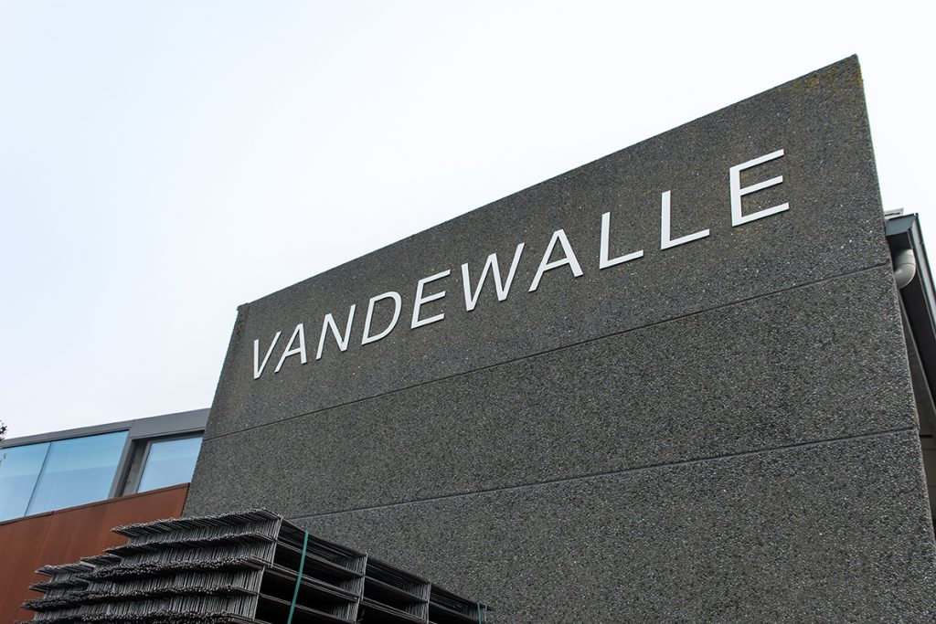 Contact Vandewalle metaal