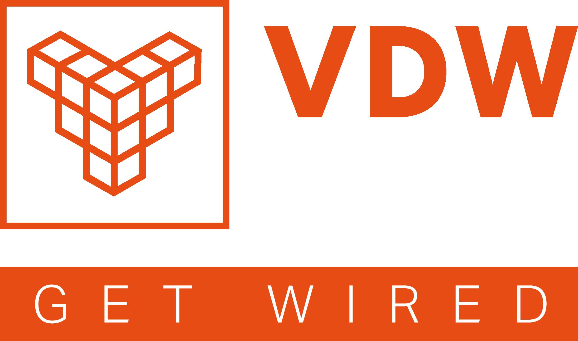 Logo VDW metaal
